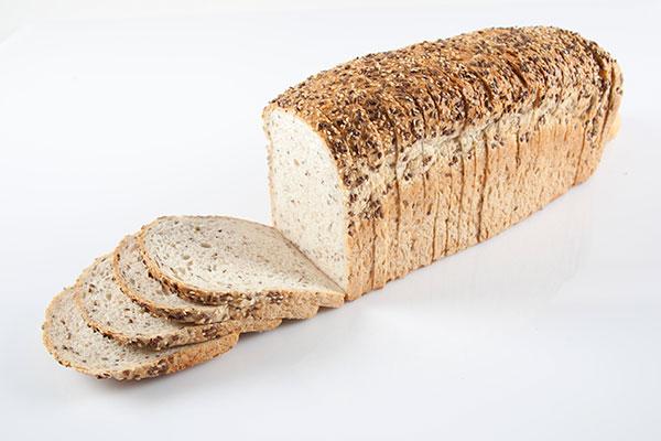 Pan de linaza